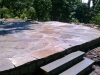Natural Bluestone patio