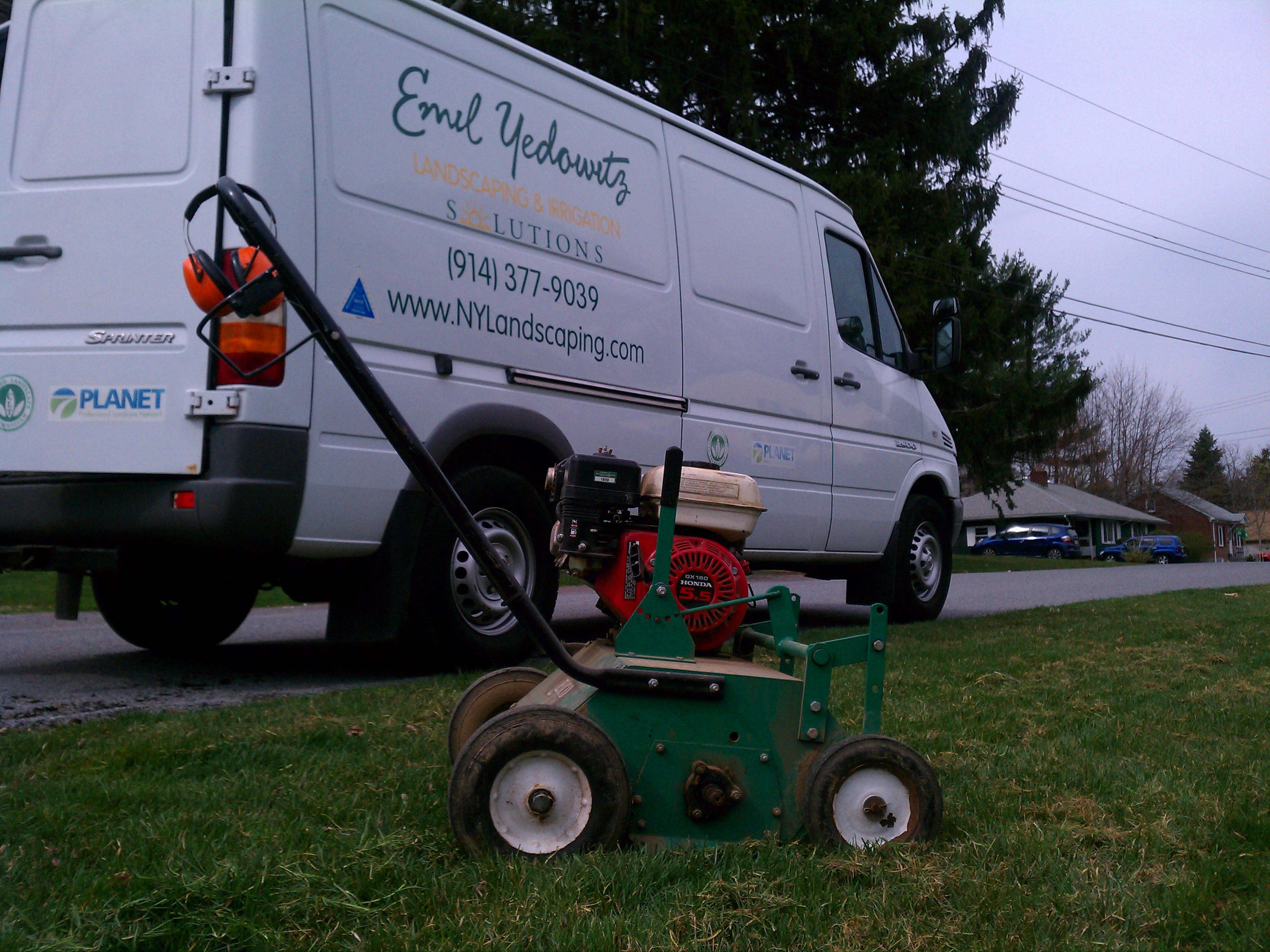 Emil Yedowitz Landscaping And Irrigation Solutions Serving