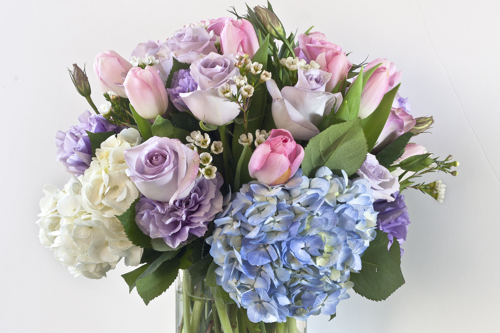 Send a Special Valentine\'s Day Bouquet Using the Language of Flowers ...