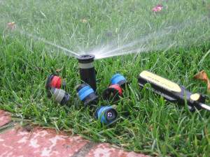 Tune up your sprinkler system this spring