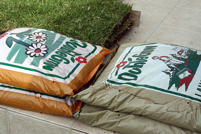 May is a good time to fertilize your lawn