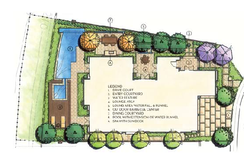 Spend a snowy afternoon planning your garden emil for Help me design a garden