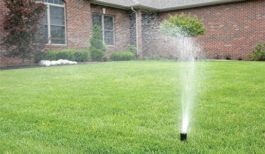 Benefits of an Irrigation System